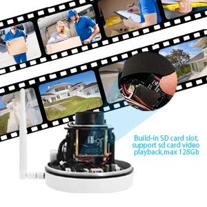 Ptz zoom mini ip p2p home oem 360 2 mp 1080p ip camera outdoor ptz camera