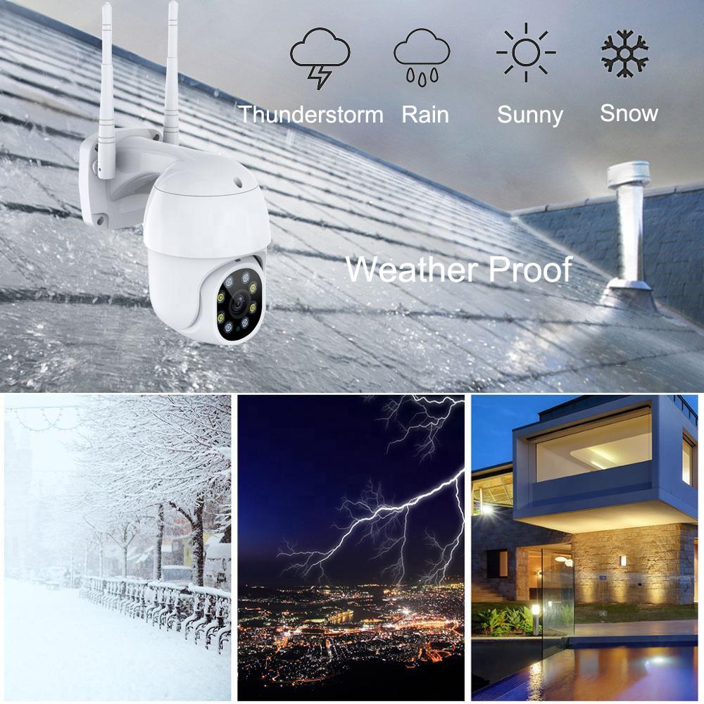 Wifi camera ptz cctv ip wifi speed dome outdoor mini indoor 1080 ON VIF ptz camera