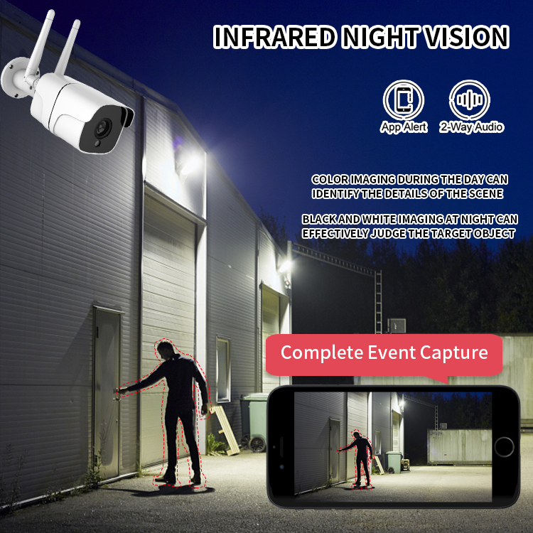 Promotion wifi ip outdoor home cloud storage sales surveillance wireless cctv camera security 1080p