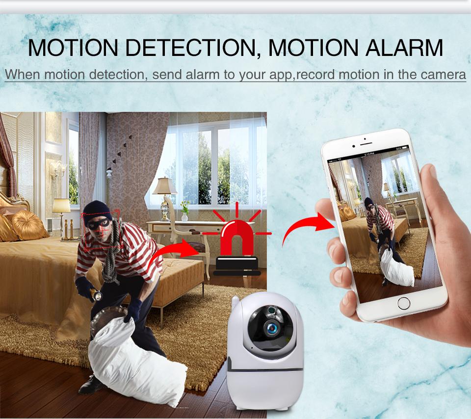 Wholesale cctv wifi home security camara 360 baby & pet monitor smart with camera mini wireless camera
