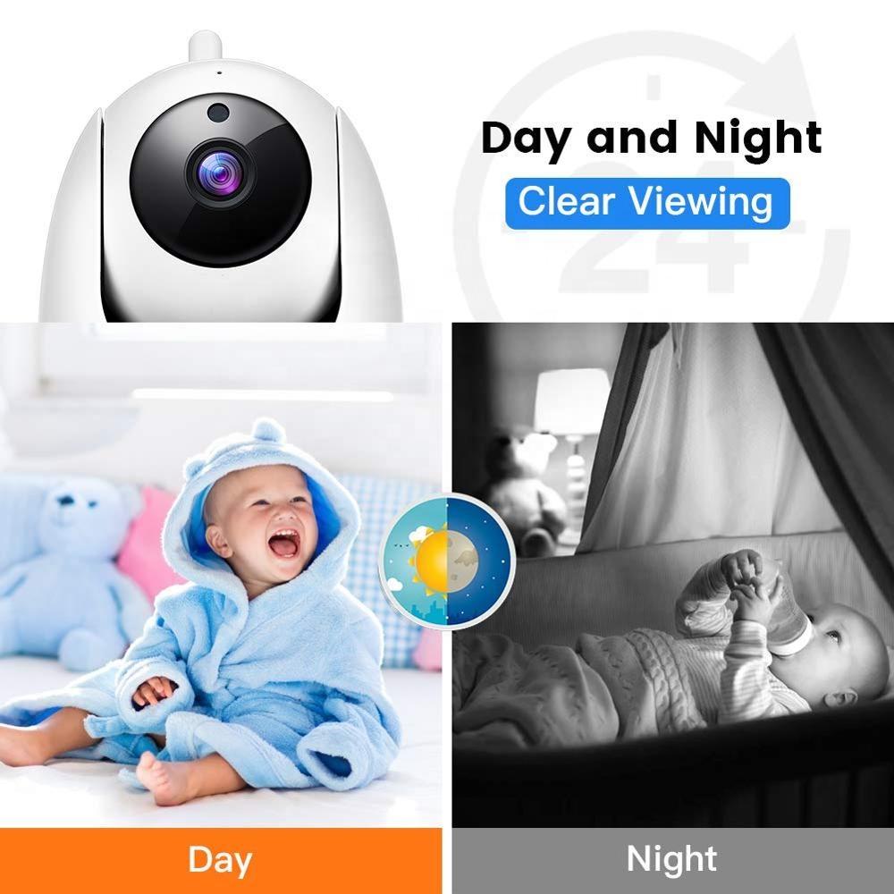 HD 1080P wireless baby monitor audio baby monitor baby sleep Surveillance IP Camera