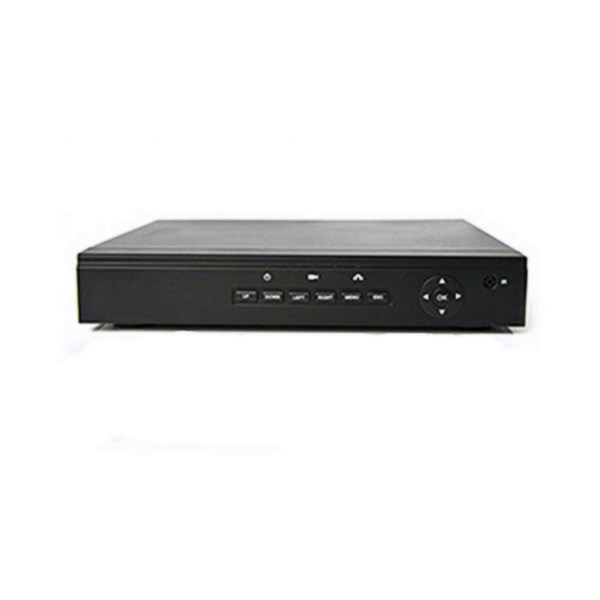 4CH 1080P XMEYE POE NVR can support 4*1080P with ONVIF  VGA and 1*SATA HDD APP XMEYE