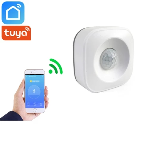 Tuya smart life PIR Wifi Smart Motion Sensor Detector Compatible