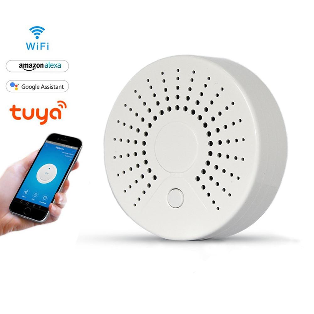 Tuya smartlife WIFI Door / Window Detector WiFi App Notification Security Sensor support no need hub