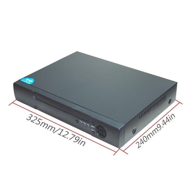 16CH H.265+ 5MP 1080P AHD DVR TVI 6 IN 1 Hybrid HD Video Recorder H.264 CCTV Security System