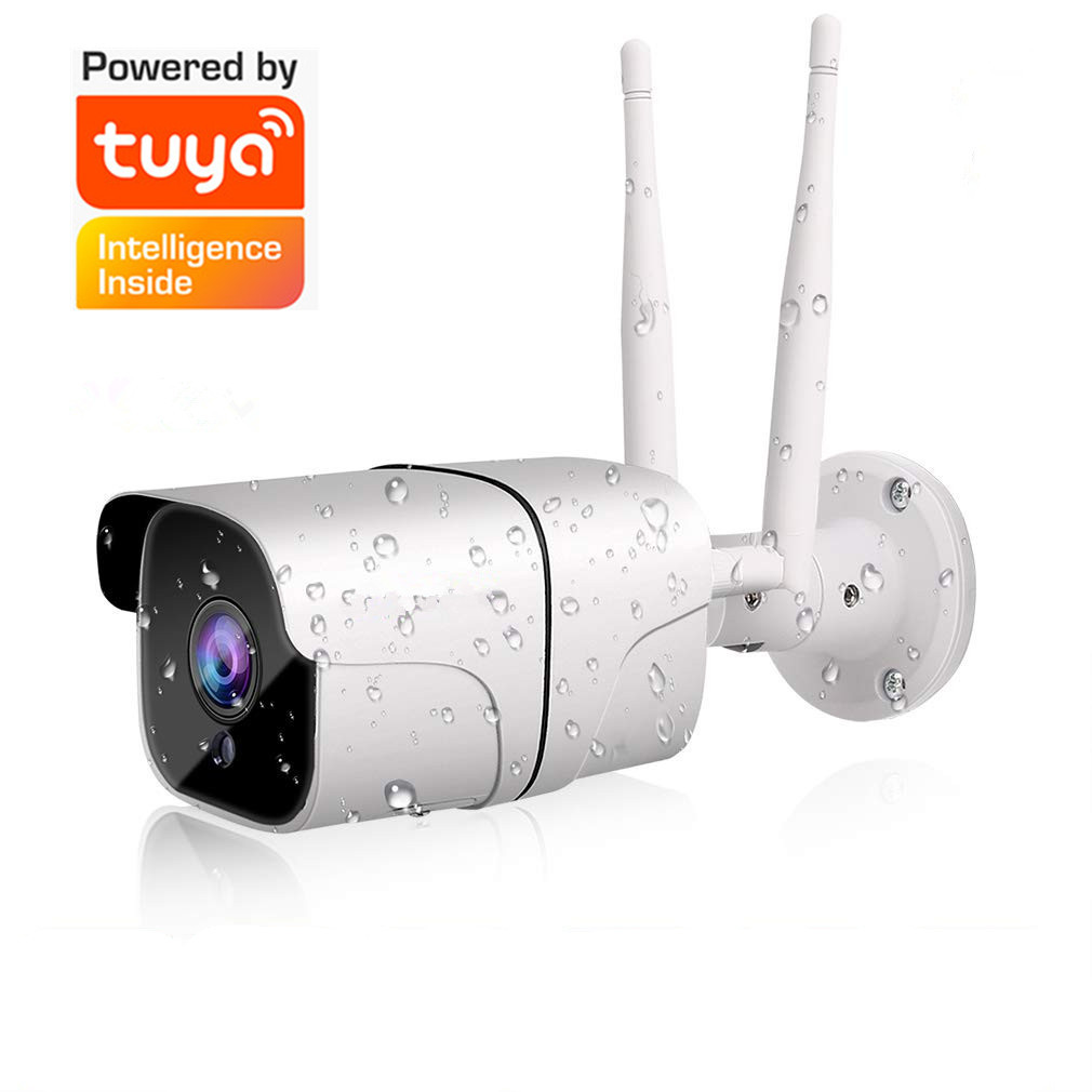 wif smart home Outdoor cctv 1080p Full HD Wireless Camera for Home Security with Night Vision Cloud