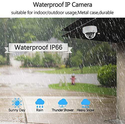1080P wifi camera waterproof surveillance Wireless YCC365PLUS p2p two way audio IP camera support 128GB