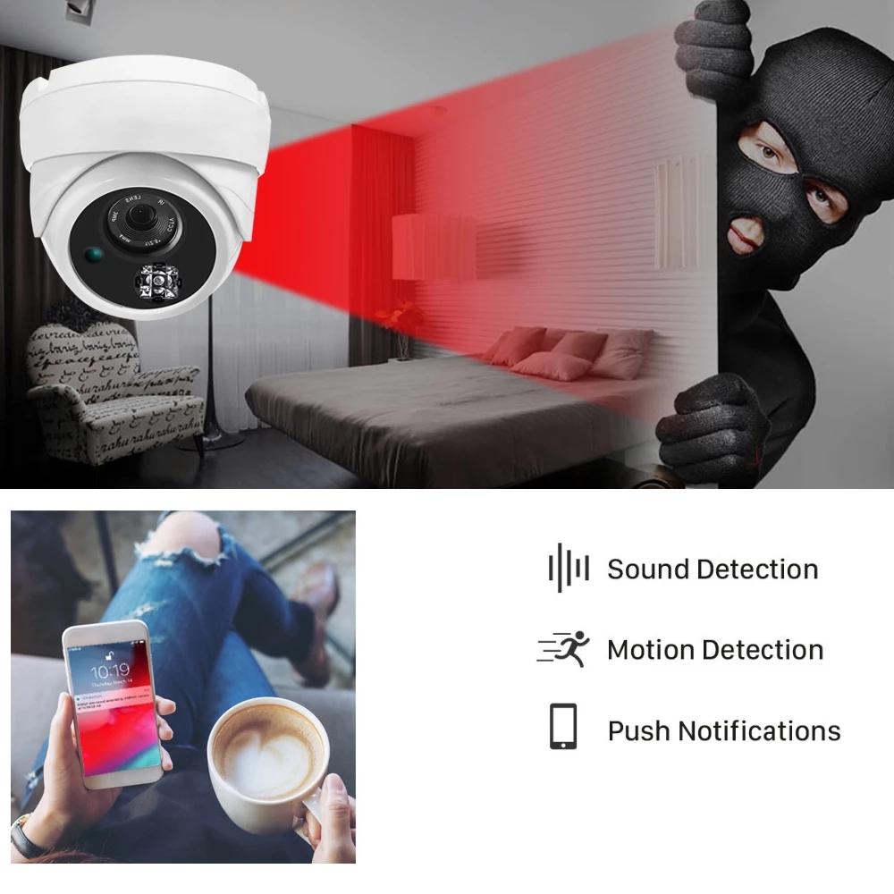IP 4G Camera Wireless GSM 4G SIM Card IP Camera Indoor CCTV Camera IR Night Vision P2P Cam