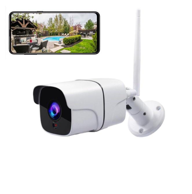 Tuya 1mp WiFi Camera Outdoor Waterproof Wireless IP Camera 720P Surveillance Camera