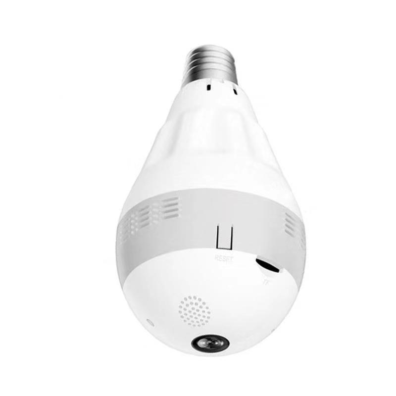 Yoosee 360 degree 960P Indoor Home Surveillance WIFI IP Wireless  Light Bulb Fisheye Camera
