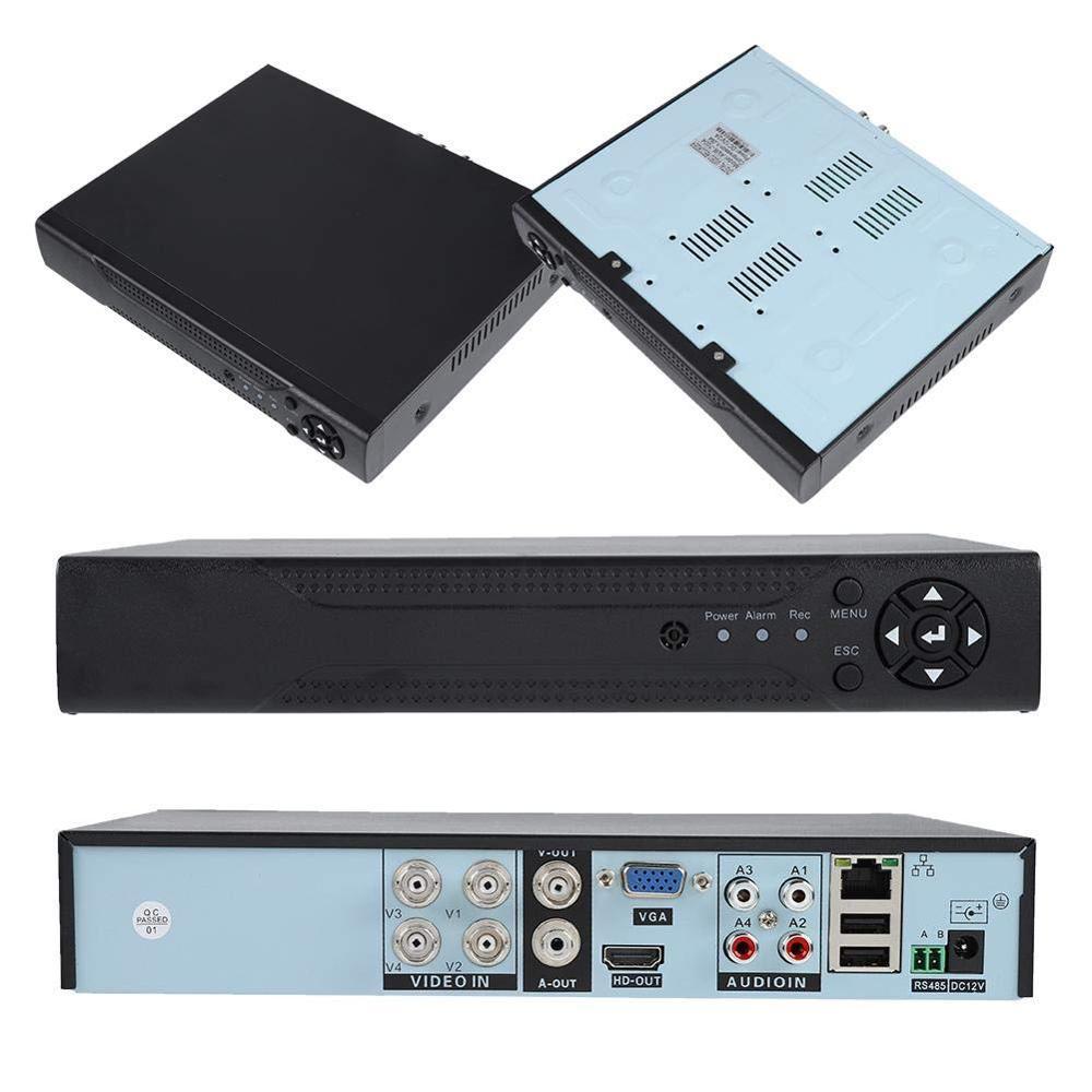 Sunivision H265 5MP-N 5 IN 1 AHD/CVBS/CVI/TVI/IP 4CH XVR DVR CCTV Recorder Promotion