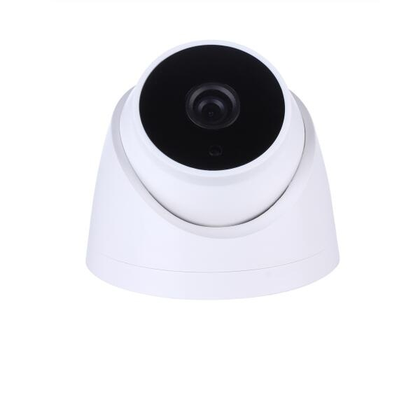 1080P 3.6mm Fixed lens 2MP IR Night Vision Turret Dome IP Camera Built in Microphone & POE Optional