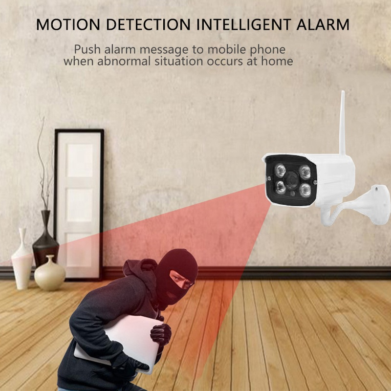 Tuya Smart Life 4CH 5MP FHD Video System Surveillance Camera NVR Kit Wireless WIFI CCTV System Camera Security System