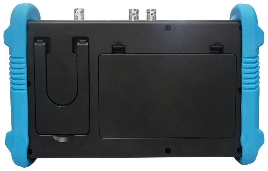 IPC 9800 plus 7 Inch H.265 4K CCTV Tester Monitor IP Analog Camera Tester ONVIF POE 12V output