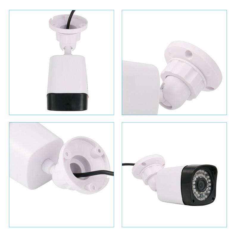 HD 1080P AHD CCTV Camera Security System 2.0MP Outdoor Night Vision Surveillance