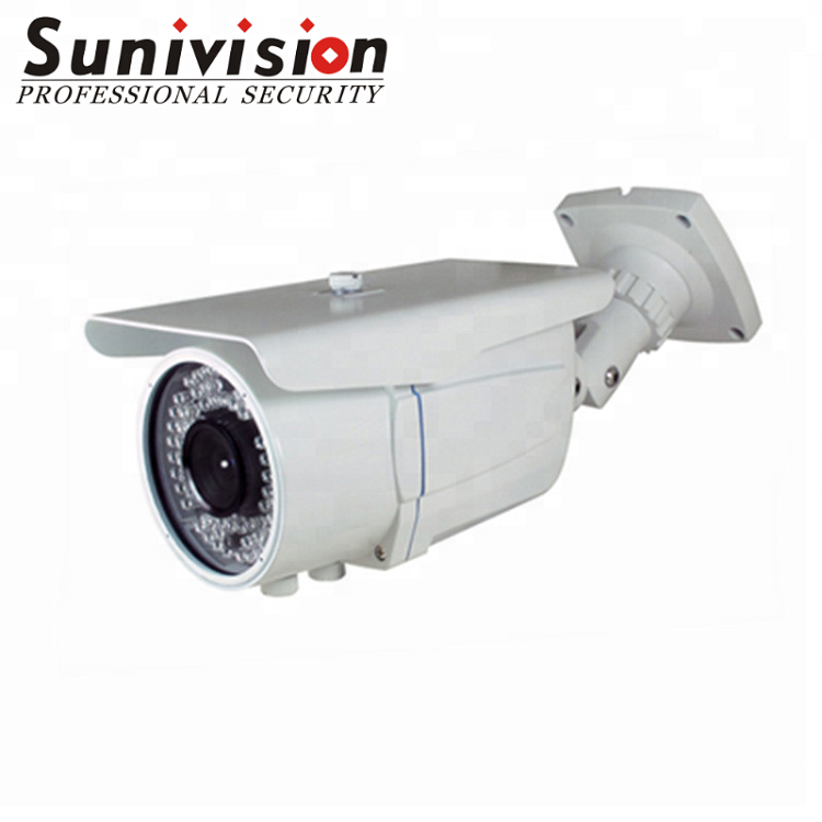 12mp h.265 p2p bullet outdoor ip security camera
