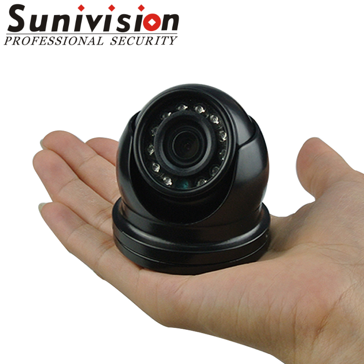 1080P IR mini Dome Security Car AHD CCTV Camera Featured Image