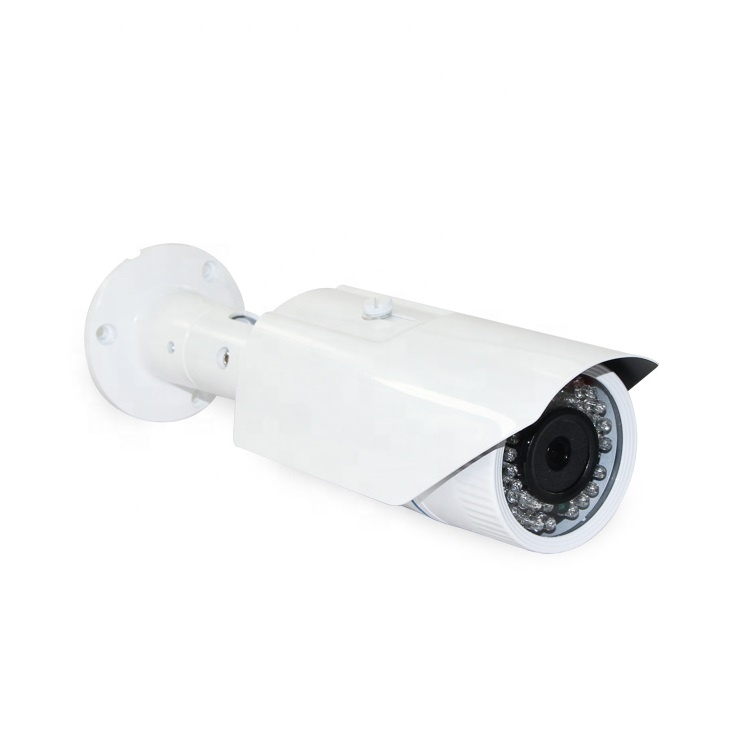 Bullet Security auto zoom auto focus face detection cctv camera with Motorized Lens 2.8-12mm Motion Detection
