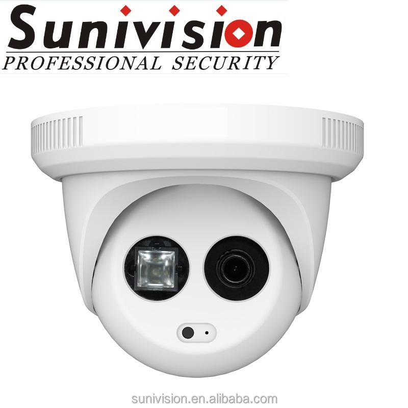 POE Smart dome WDR IP camera Onvif Face Detection Perimeter Detection with 1 pcs ARRAY LED 3MP LEM