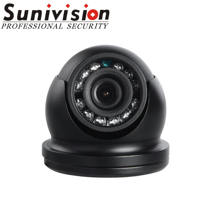 1080P IR mini Dome Security Car AHD CCTV Camera