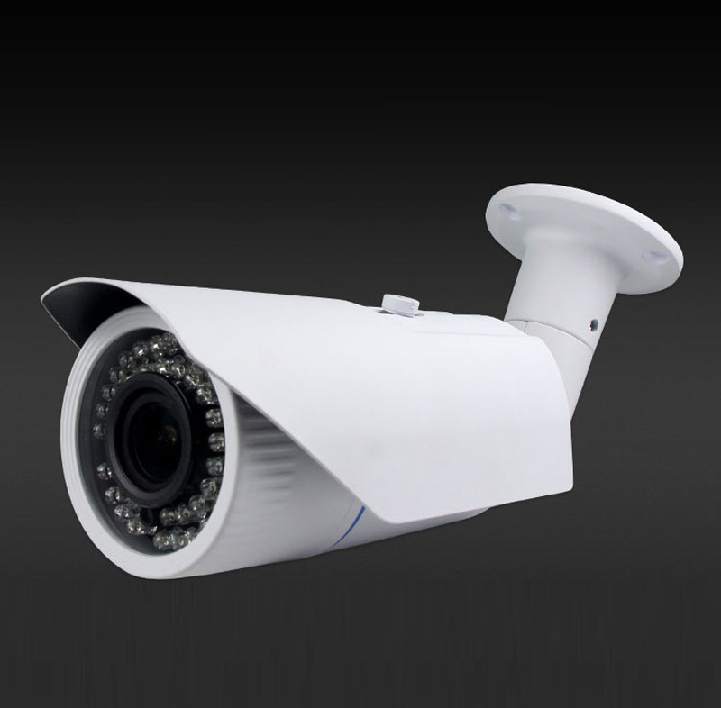 Bullet Security auto zoom auto focus face detection cctv camera with Motorized Lens 2.8-12mm Motion Detection Featured Image