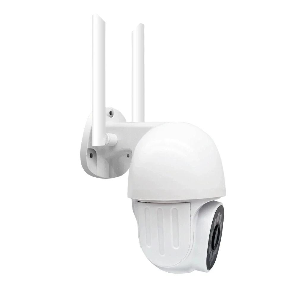 10 LED light HD 1080P WIFI IP Camera Two Way Audio Wireless Camera H.264 PTZ Auto Tracking Night Vision IP Camera WIFI