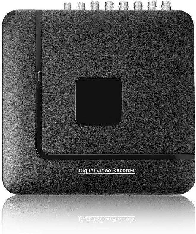1080P 4CH H264 Hybrid DVR AHD CVI TVI NVR 5-in-1  for CCTV Camera Security System