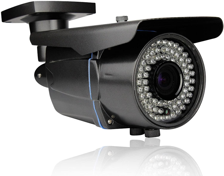 4MP Automatic Zoom  AHD CCTV Camera Infrared Outdoor Gray Bullet Street Surveillance CCTV Analog Camera