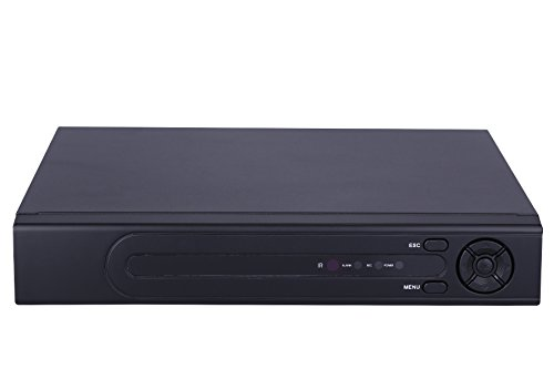 16CH 5MP XMEYE NVR can support 32ch*1080P 25ch*5MP 8ch*8MP with ONVIF  VGA and 1*SATA HDD APP XMEYE