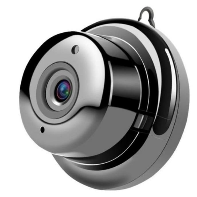 Black Baby Camera Monitor Q2 2.4ghz Mini Baby Monitor Wireless