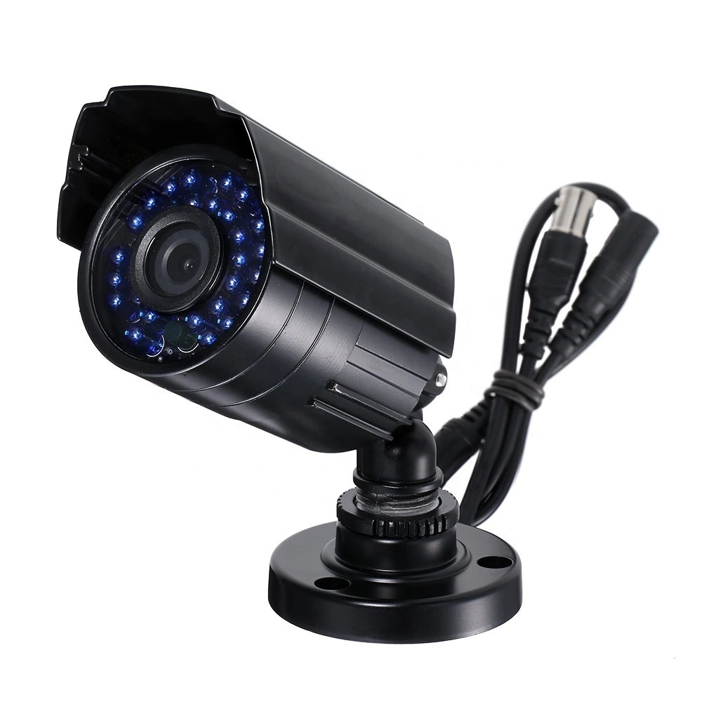 4CH 1080N AHD DVR 720P CCTV System 1.0MP IR Night Vision Indoor Outdoor Camera Home Security Video Surveillance Kit
