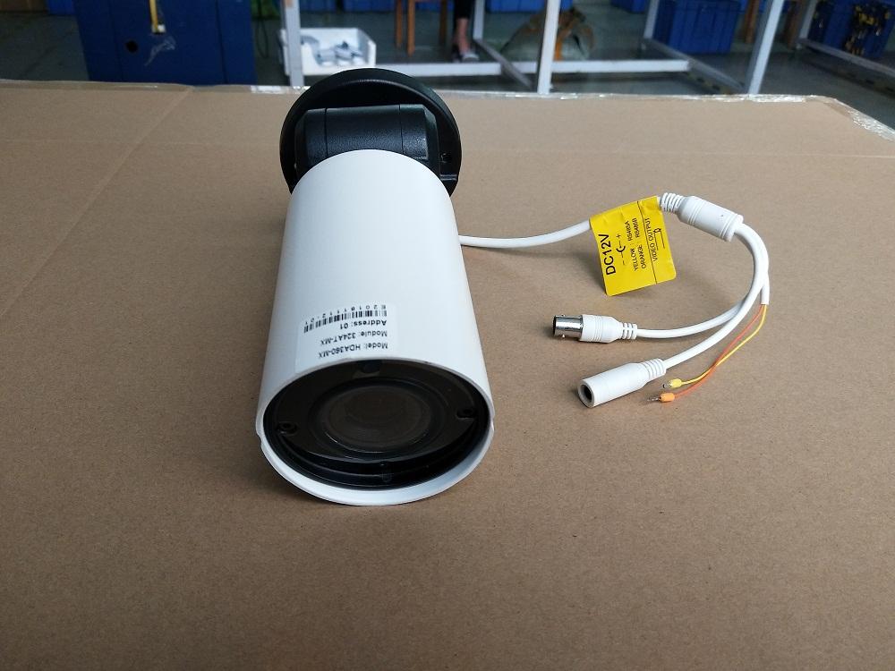 1080P 2MP Motorized Auto-Focus Lens Motion Detection Pan Tilt Zoom Bullet Security PTZ IP Camera