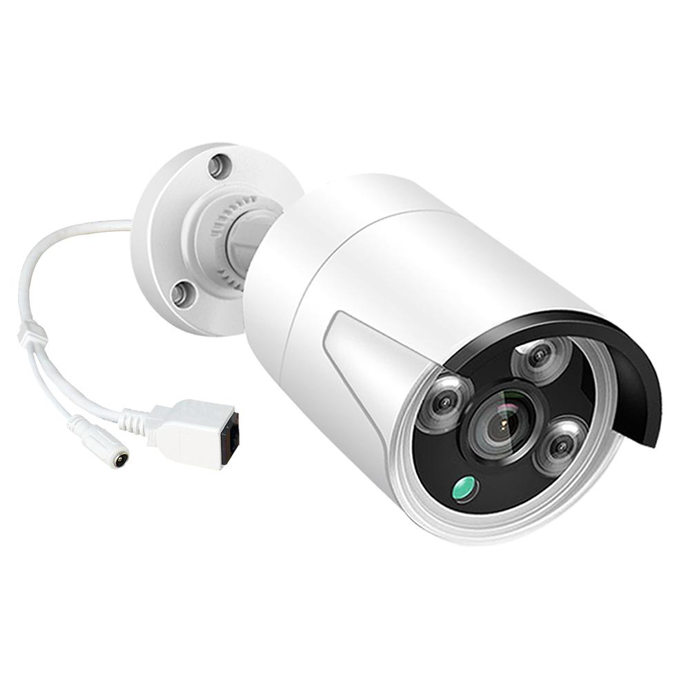 Tuya 8CH 5MP POE Security Camera System Kit Rj45 IP Camera IR Outdoor Waterproof CCTV Video Surveillance NVR kit