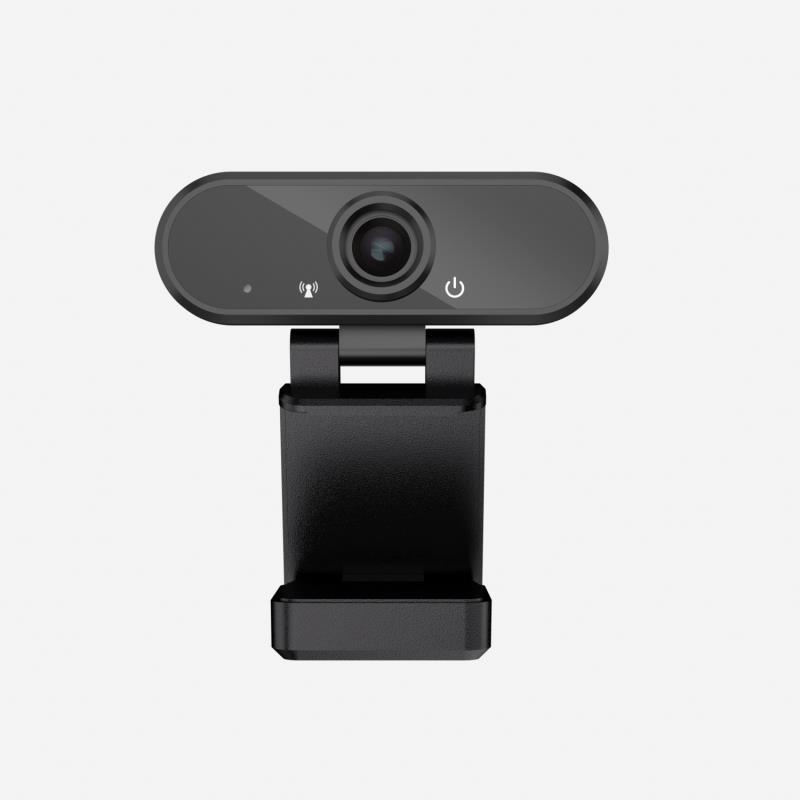 30FPS 2MP HD Webcam with Microphone 2m Long distance USB Cable 90 degree Widescreen for Video Calling and conference Desktop