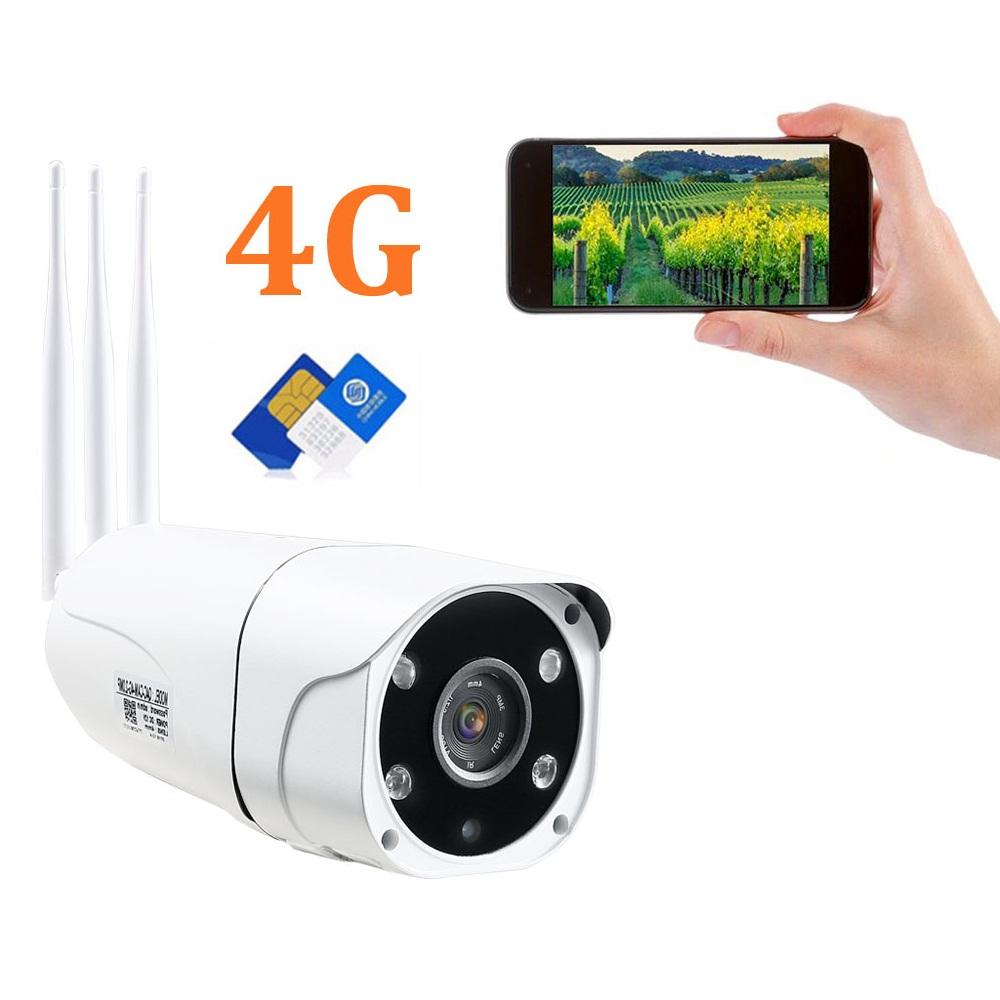 IP Camera CCTV Network 3G 4G WiFi Camera Suppor...