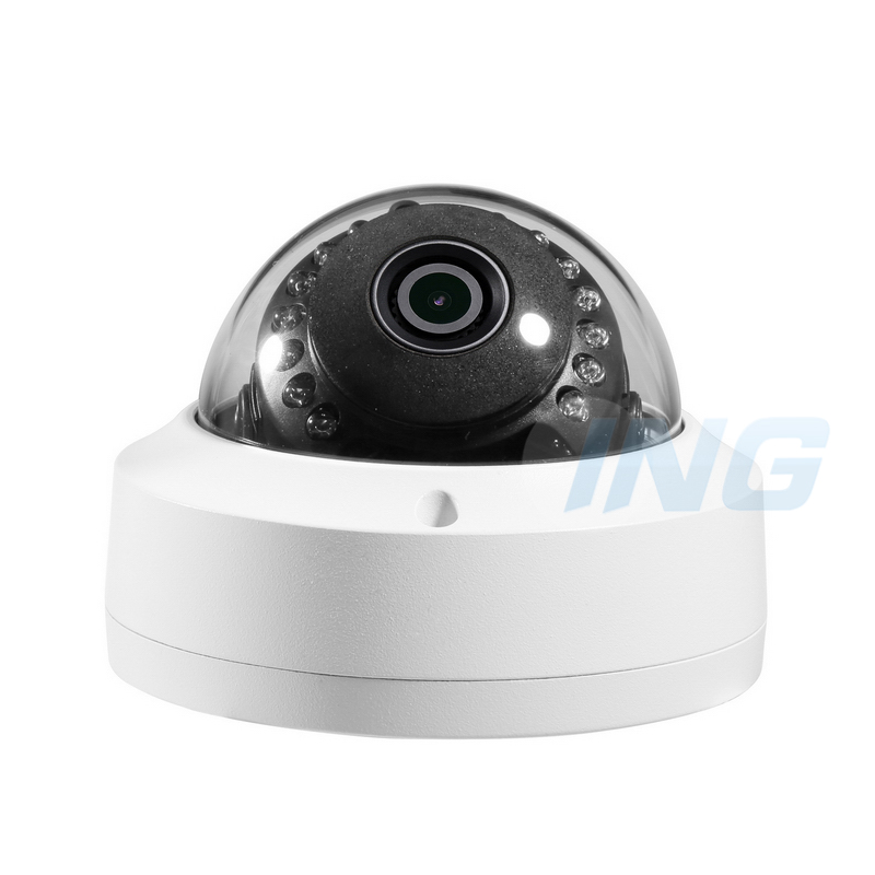 1080P 2MP AHD Coaxial HD 500m Transmission IR Night Vision IP66 Waterproof CCTV  Surveillance Dome Analog  metal Camera
